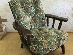 飛騨産業フロンティアシリーズの椅子張替