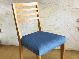 食堂椅子張替