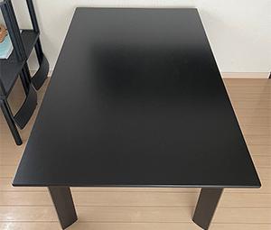 アルフレックス社テーブル塗り直し